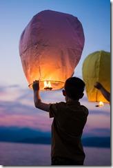lanterne chinoise enfant