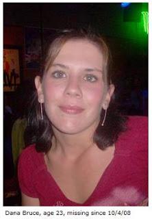 Dana Bruce--missing
