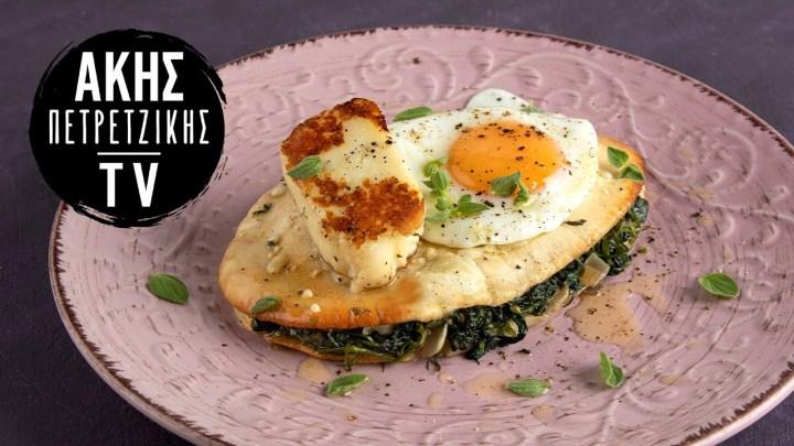 Κυπριακά Αβγά Φλωρεντίν Επ. 20   Kitchen Lab TV   Άκης Πετρετζίκης