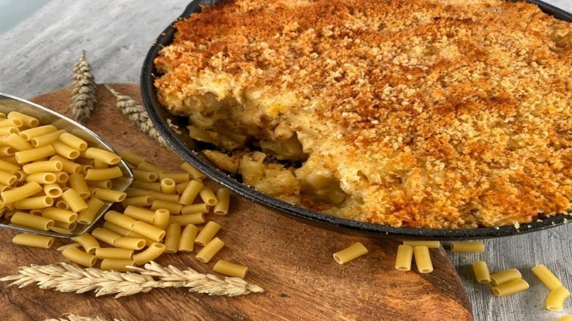 Mac & Cheese | Μακαρόνια με Τυρί Λάμπρος Βακιάρος