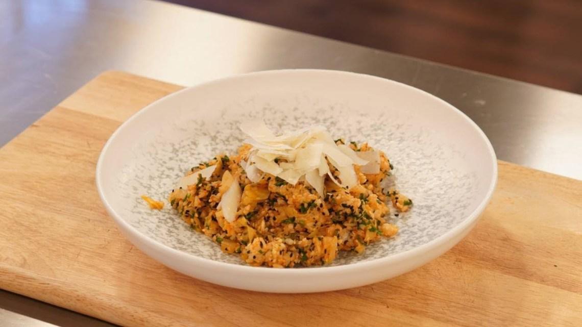 MasterChef 5 | Τηγανιτό ρύζι με κίμτσι