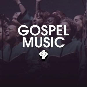 Gospel music, playlist, streaming, black gospel, Christian music, worship, praise, Syntax Creative - image