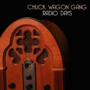 The Chuck Wagon Gang, Radio Days, folk, Christian music, southern gospel, Americana, Mountain Home Music Company, Syntax Creative - image