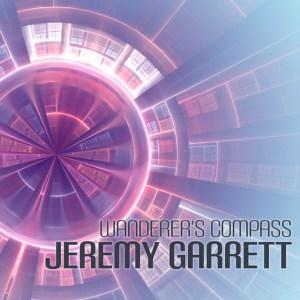Jeremy Garrett, Organic Records, Wanderer's Compass, folk, singer-songwriter, acoustic, fiddle, guitar, Syntax Creative - image
