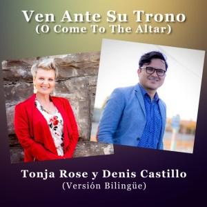 Denis Castillo, Tonja Rose, latin, spanish, Christian music, worship, Mansion Entertainment, Syntax Creative - image