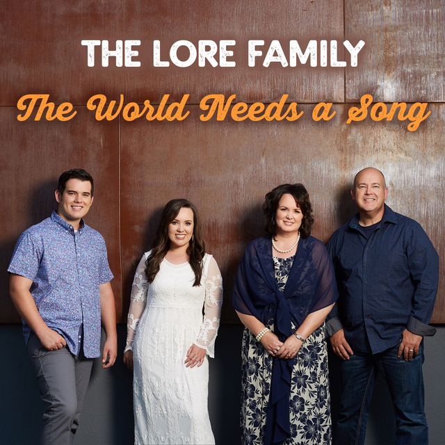 The Lore Family, southern gospel, Christian music, Horizon Records, Syntax Creative - image