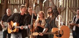 Billy Ray Cyrus, Bobby Cyrus, Teddi Cyrus, Pinecastle Records, bluegrass, folk, gospel, Syntax Creative - image