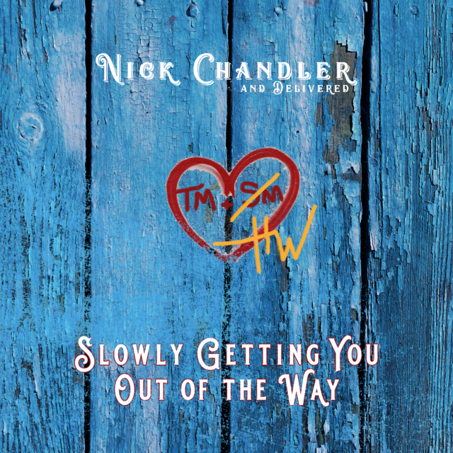 Nick Chandler & Delivered, bluegrass, acoustic, Pinecastle Records, Syntax Creative - image