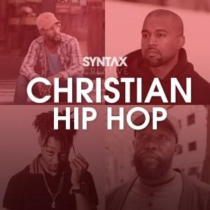 Sivion, Kanye West, 1K Phew, Sareem Poems, Christian music, hip hop, TRU Hip hop, playlist, Syntax Creative - image