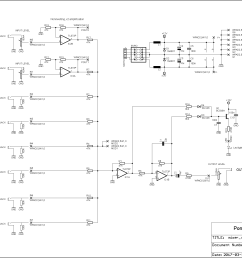 ponyo mixer schematics [ 2302 x 1567 Pixel ]