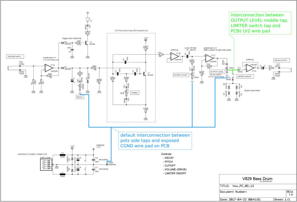 medium resolution of eurorack module diy tutorial 4 wiring syntherjack rh syntherjack net 3 way switch wiring diagram