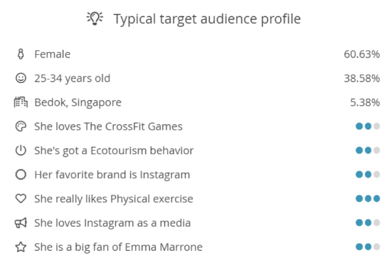 audience-analysis-retail-industry-typical-target-profile