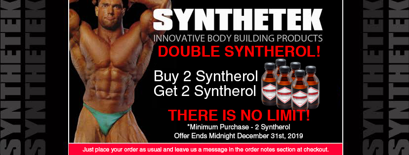 Buy 2 Syntherol - Get 2 Syntherol FREE