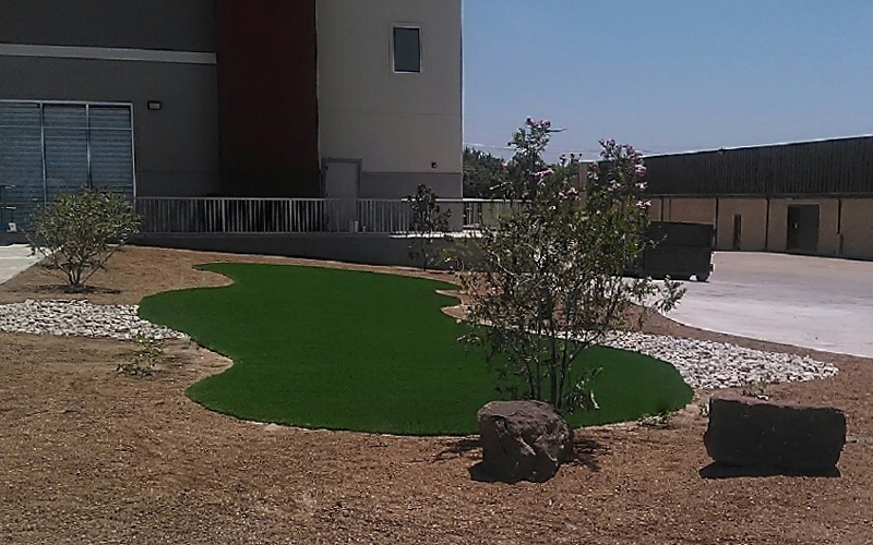 Commercial Gallery  Synthetic Grass Pros