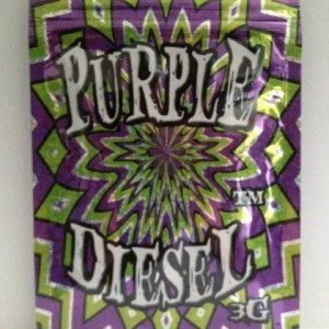 Buy Purple Diesel Incense 3g | Purple Diesel Herbal Potpourri | Order Purple Diesel Incense For Sale