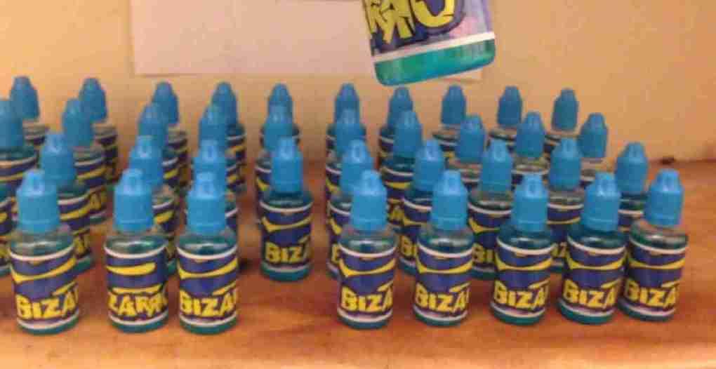 Bizarro Liquid Incense Bulk Sale | Order Bizarro Liquid Incense At Discount Wholesale Price | Buy Bizarro K2 Liquid