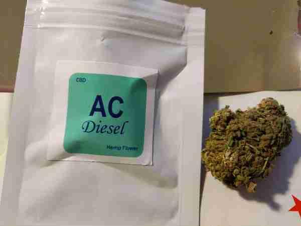 AC Diesel CBD Hemp Flower | Buy AC Diesel Hemp | AC Diesel For Sale