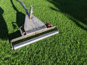 Synthetic turf cleaning service