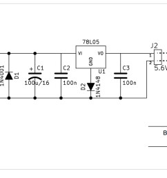 boss dr 55 dc input mod schematic [ 3417 x 1740 Pixel ]
