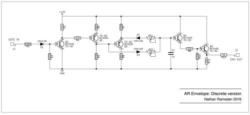 small resolution of discrete ar envelope schematic