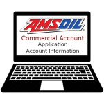 Amsoil Commercial Account Registration Form