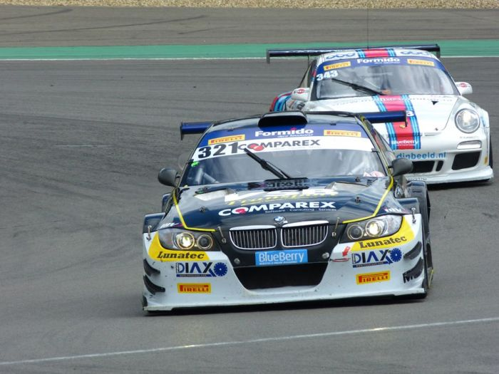 Syntix Supercars - Nurburgring - BMW & Porsche - Syntix Innovative Lubricants