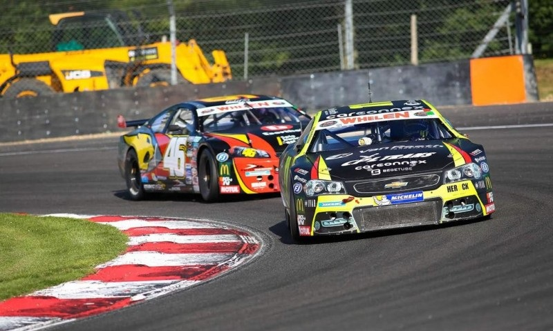 PK Carsport - NASCAR euro - Anthony Kimpen Elite - Chevrolet V8 Engine - Race - Syntix Pro 15W50 - Syntix Innovative Lubricants