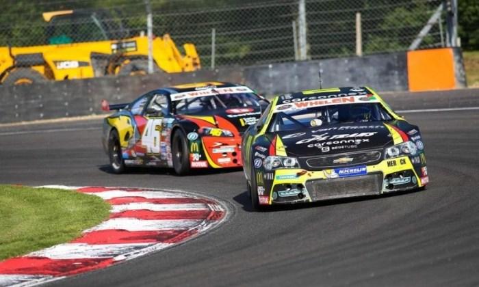 PK Carsport - NASCAR euro - Anthony Kimpen Elite - Chevrolet V8 Engine - Race - Syntix Pro 15W50 - Syntix Innovative Lubricants
