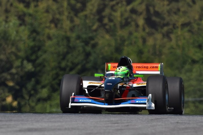 Zele Racing - AutoGP - Estoril - Syntix Innovative Lubricants