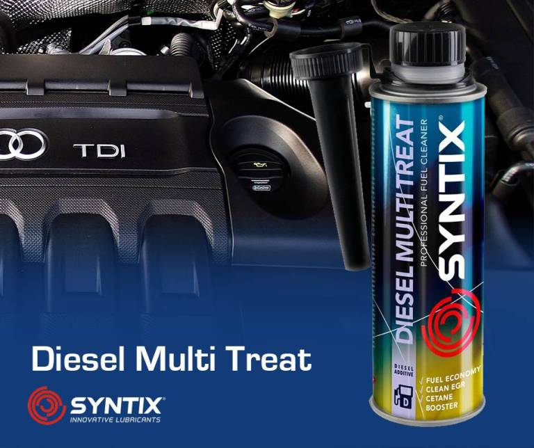 Diesel Multi Treat - Diesel maintenance - Syntix Innovative Lubricants