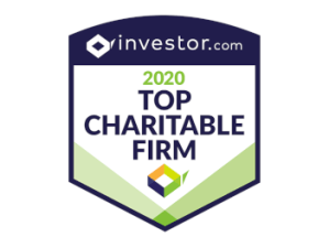 Logo Investor.com 2020 Top Charitable Firm