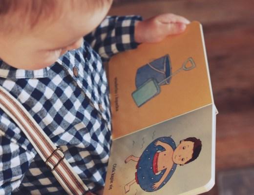 fajne książeczki dla maluchów