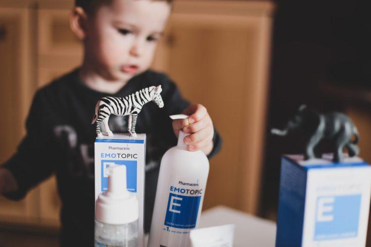 kosmetyki do skóry atopowej