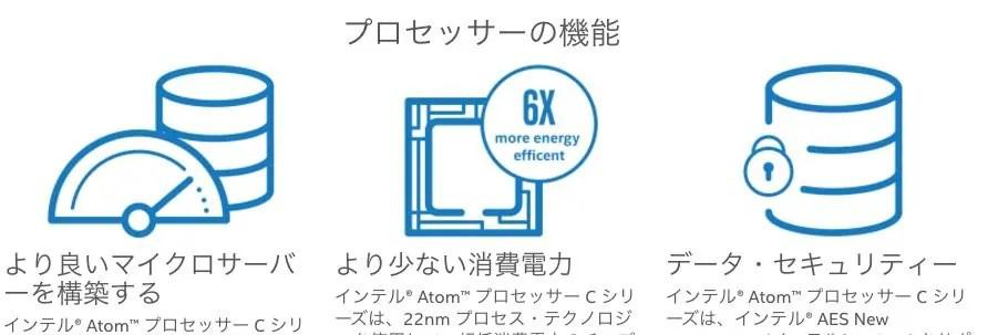 Atom C2000 に不具合、稼働から18ヶ月以降に不具合が発生する確率が高くなる