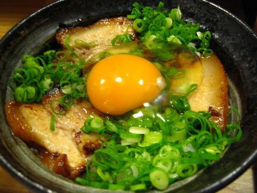 らーめん工房りょう花南国店 焼豚丼(小)