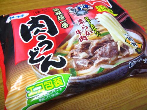 カトキチ 讃岐麺一番 肉うどん