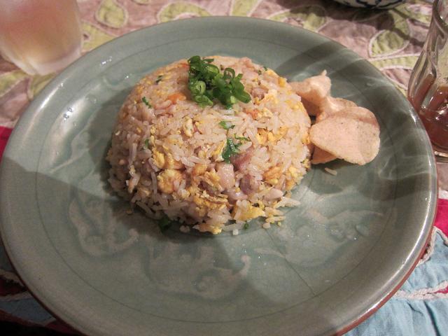 cafe Chang(カフェ・チャン) 焼き飯