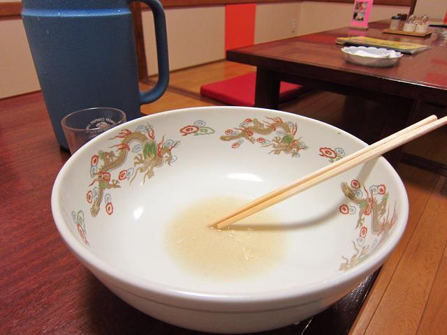 鳳龍菜館 天津ら~麺 完食!