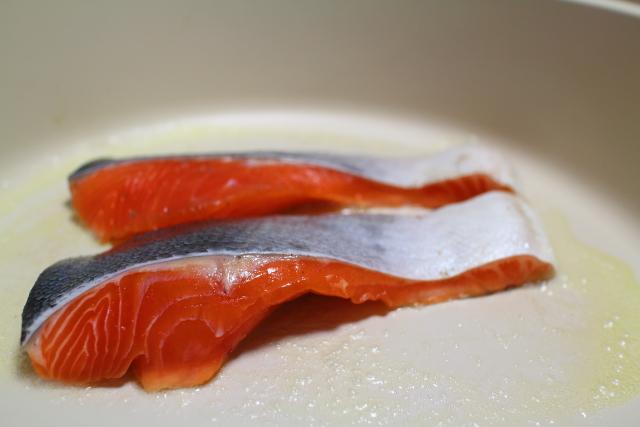 鮭のちゃんちゃん焼き2