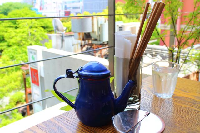 カフェ「gumbo」ガンボ(高知)1