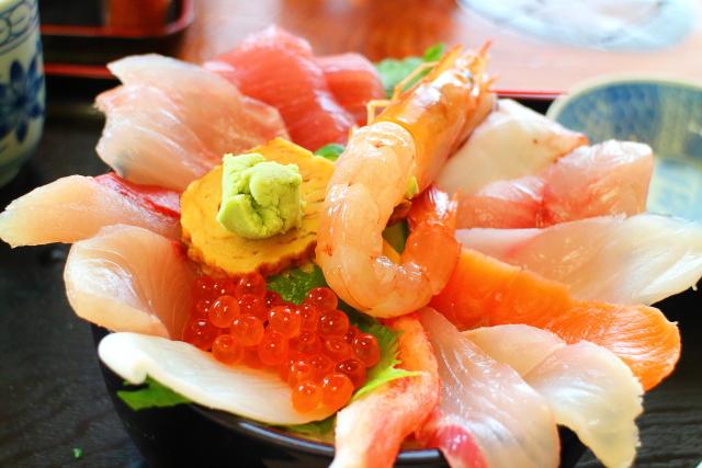 活魚レストラン藤・高知・海鮮丼11