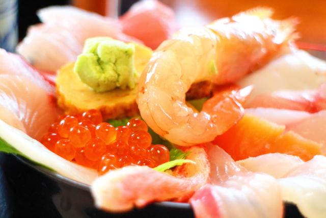 活魚レストラン藤・高知・海鮮丼13
