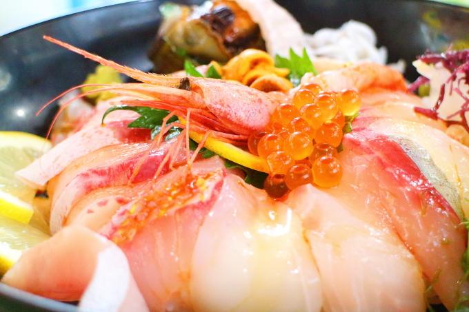どーや食堂・特選海鮮どーや丼14