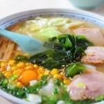 高知ラーメンの名店「旭軒」ワンタン、手作り餃子が美味しい!