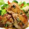 糖質制限ダイエットメニュー「チキンのバジル焼き」レシピ付き