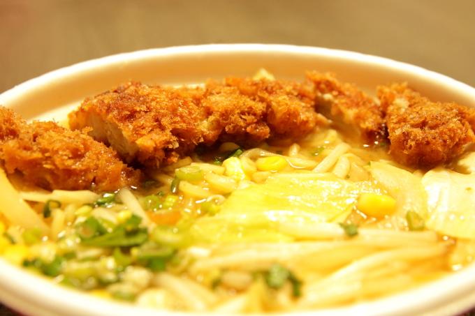 くいしんぼ如月 味噌カツじゃん麺
