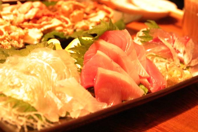 居酒屋 英屋 宴会コースの料理
