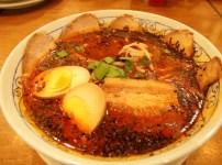紅虎餃子房 紅虎デラックス担々麺
