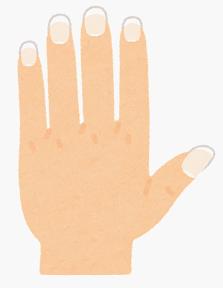 爪乾癬の症状や原因・薬など治療法は?うつる?ネイルは?