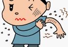腕の湿疹はかゆくない?原因【ストレス・ダニなど】対策は?
